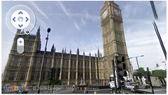 Google street view London, UK | by @gletham GIS, Social, Mobile Tech Images