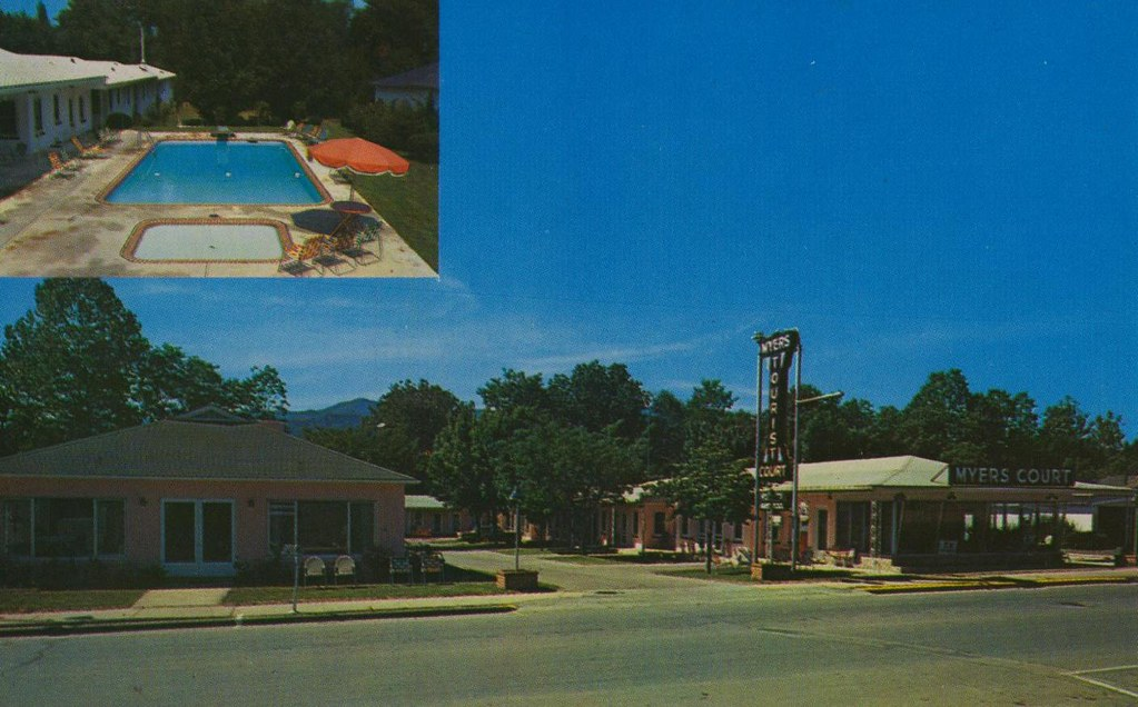 Myers Court - Bryson City, North Carolina