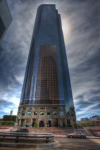 Skyscraper within a Skyscraper | by Dave Toussaint (www.photographersnature.com)