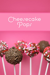 Cheesecake Pops | by Bakerella