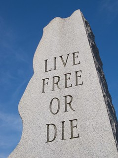 Live Free Or Die | by jcbwalsh