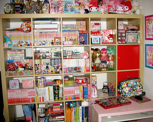 My Manga Collection (June 2009) | by natsuki★girl