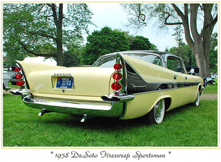 1958 DeSoto Firesweep | by sjb4photos