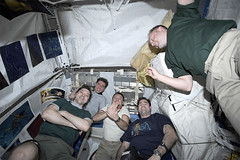 My Artwork aboard the International Space Station- with Crew | by Josh Ellingson