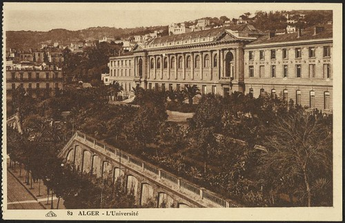Algiers: The University (GRI) | by Getty Research Institute