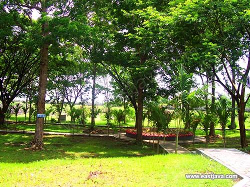 Bening Dam Madiun East Java Bening Dam area is