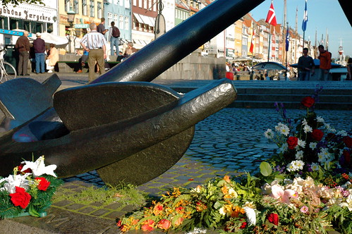 Memorial at Nyhavn | by AndyJG1