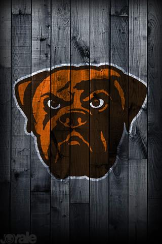 Cleveland Browns I Phone Wallpaper A Unique Nfl Pro Team
