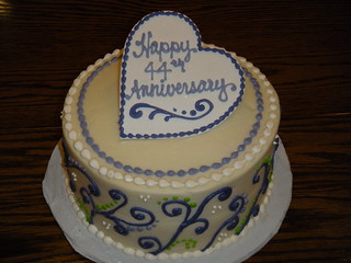 Anniversary Cake - The Sugar Me Bakery | by Bagel Me!