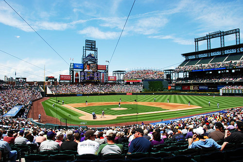 Coors Field | by moosebite