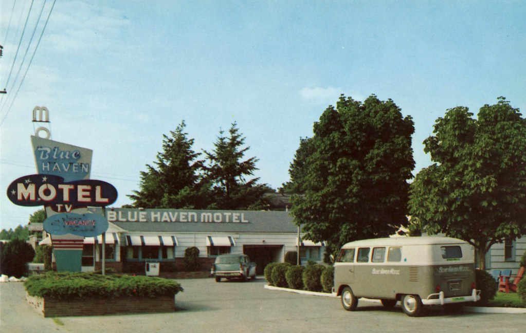 Blue Haven Motel - Seattle, Washington
