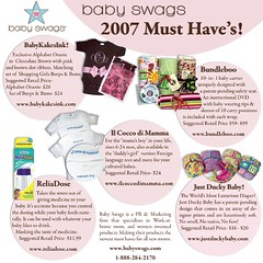 2007 Must Have Pregnancy Magazine Ad | by BabySwags