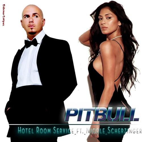 Pitbull Hotel Room Loud Bass