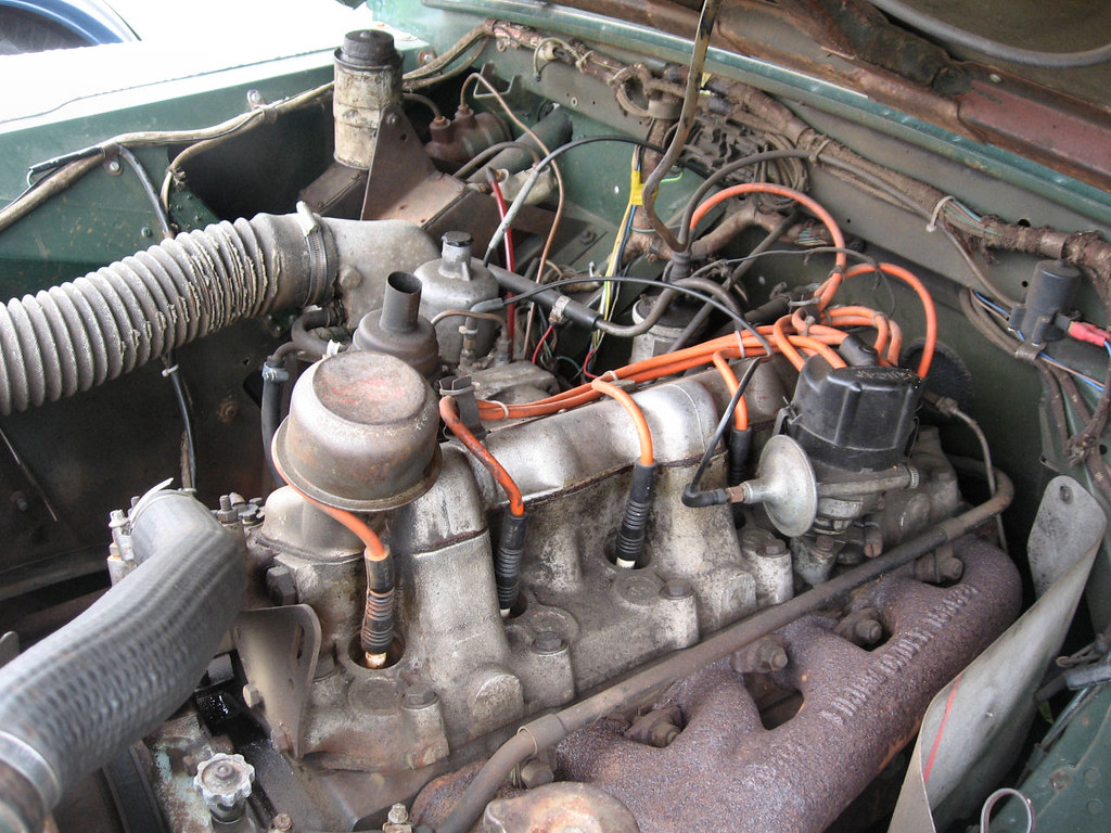 Land Rover Straight 6 Timitrius Flickr 4 Engine By