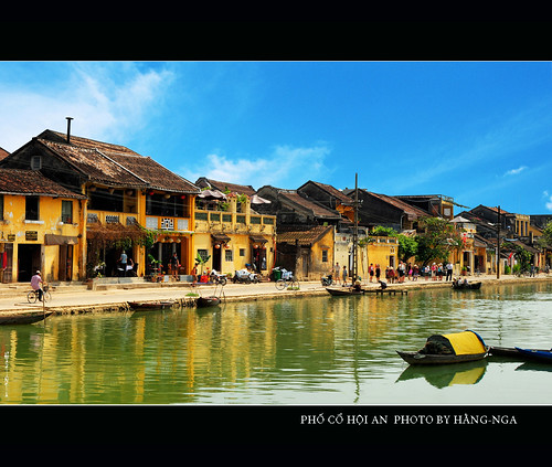 HOI AN TOWN & ITS ACTIVITIES (7 PHOTOS) | by Hanga_tran