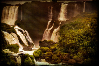 5 continents in 5 days - South America - Iguazu Falls, Brazil | by MDSimages.com