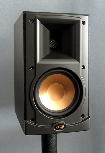 klipsch rb 51 reference series bookshelf speaker. Black Bedroom Furniture Sets. Home Design Ideas
