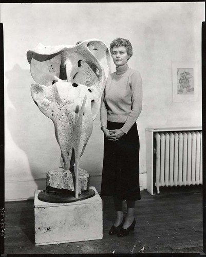 Rhys Caparn, American sculptor, 1909-1997 | by Smithsonian Institution