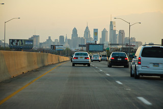 skyline From i95 | by wreckk