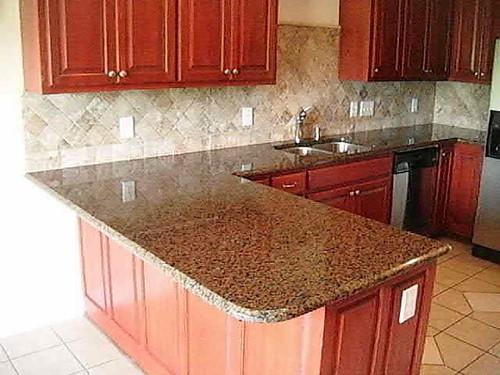 Tropic Brown Granite Countertops | Tropic Brown Granite Counu2026 | Flickr