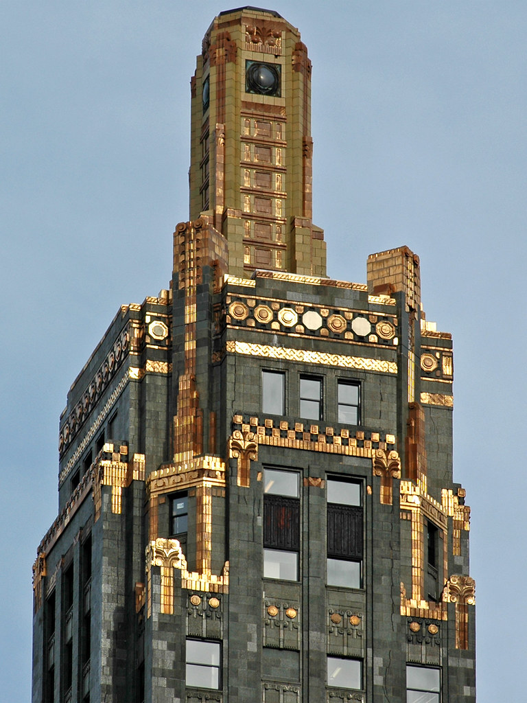 Carbide Carbon Tower