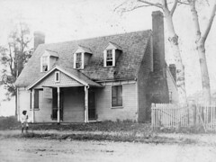 View of a house in Bladensburg | by DC Public Library Commons