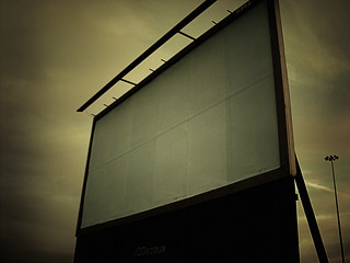 Empty Billboard | by west.m