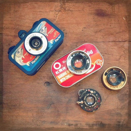Ok so it is official and I can tell you now, #Lomo sardine camera! | by Patrick Ng