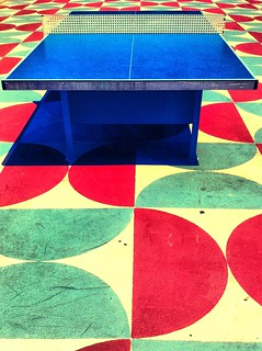 Ping Pong Plaza. | by Sascha Unger
