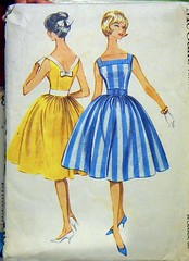vintage womens sewing pattern dress mccalls 5314 | by Patterns By Vintage