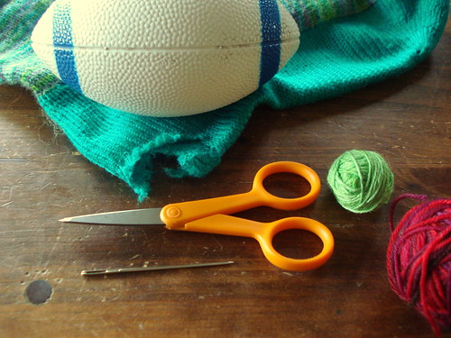 tools for darning | by MandyPowers