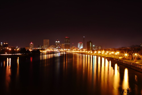 rochester at night 012 | by David Selby