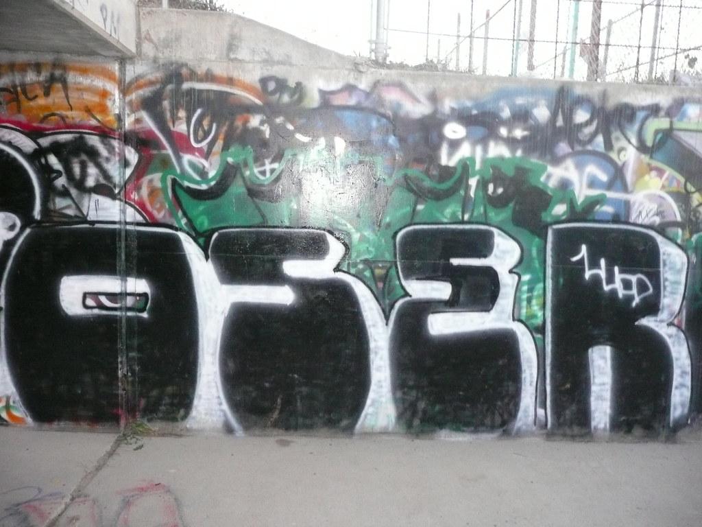 Graffiti pleasure