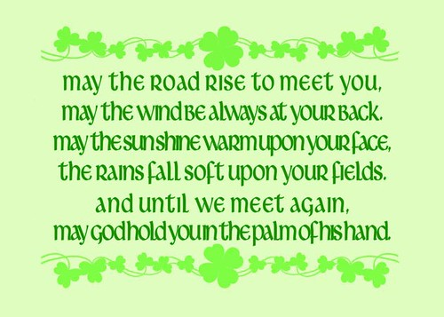 Irish Blessing | by 3LambsStudio
