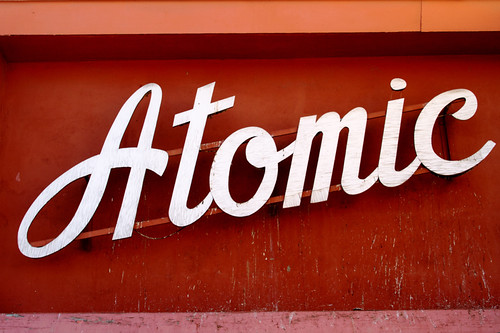 Atomic | by David Gallagher