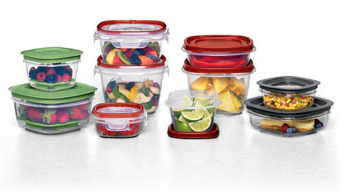 Glass Kitchen Container Sets Farmhousr