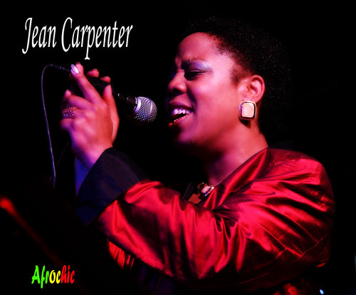 Jean carpenter gospel singer jean carpenter performing - Jazz meridien porte maillot programme ...