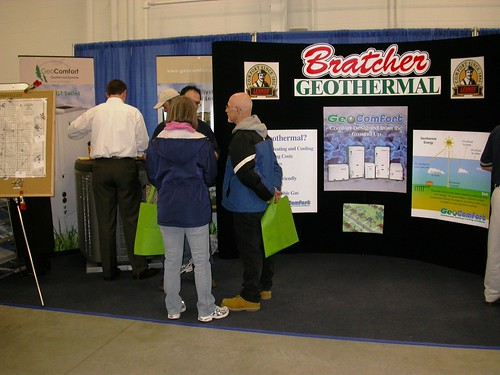 Greener living expo on february 28 2009 thanks to you for Shelby motors champaign il