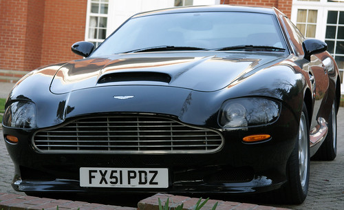 Aston Martin Vantage Special Series II | by Field87