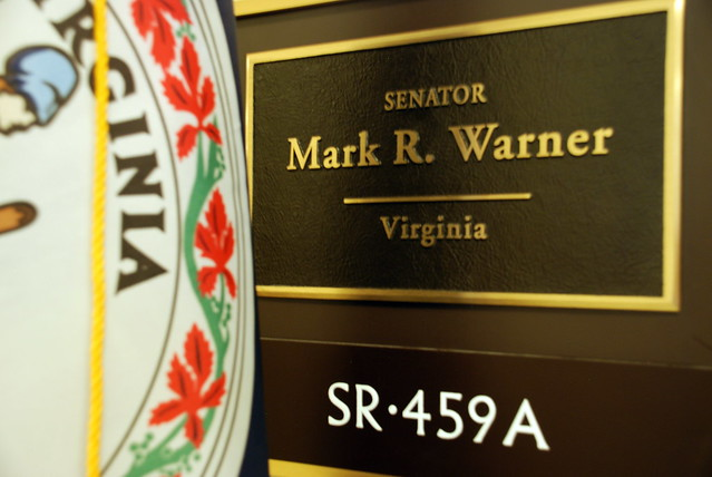 Senator Mark R. Warner's Office