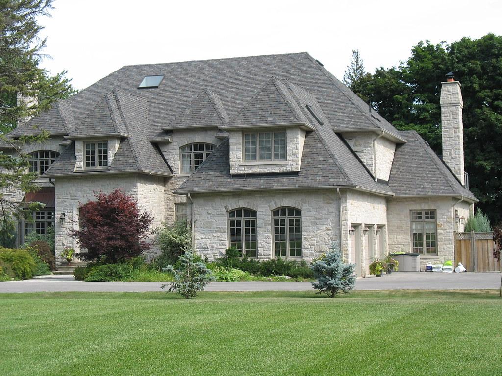 Indiana Limestone house, Scarborough | CWB MTL | Flickr
