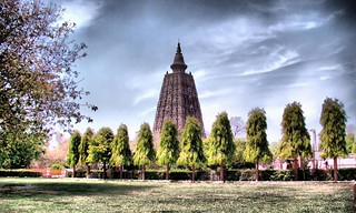 Gautam Buddha's Temple at Bodhgaya, Bihar | by Sagar Patil