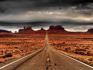US 163 Monument Valley | by Sébastien Mamy