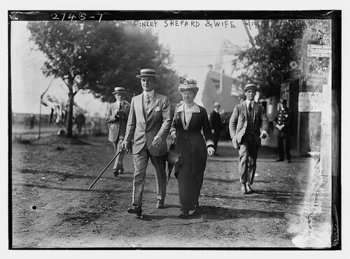 Finley Shepard and wife  (LOC) | by The Library of Congress