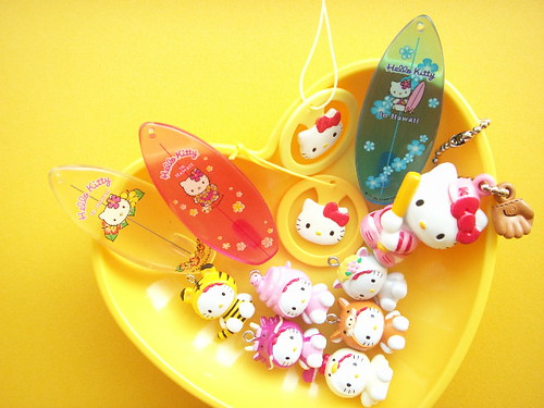kawaii hello kitty charms diy craft supplies sanrio japan