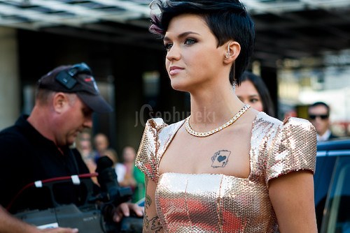 MTV Awards 2009 hosted by Ruby Rose | All Rights Reserved  P