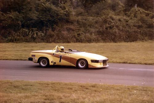 Ken Slagle Triumph TR8 C-production | 1980 Don Beyer Volvo ...