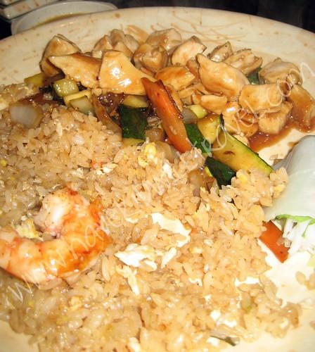 Teriaki Chicken Hibachi New Tokyo Plymouth Ma Jody