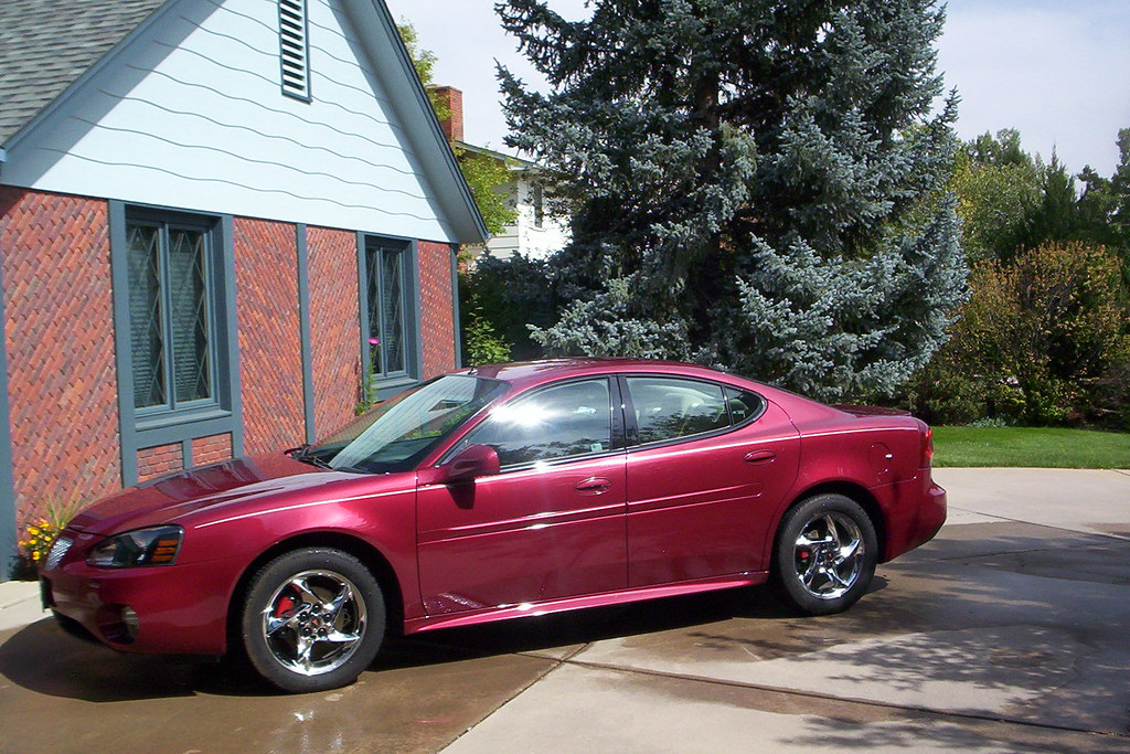 2004 Pontiac Grand Prix Gtp Competition Group Coconv Flickr