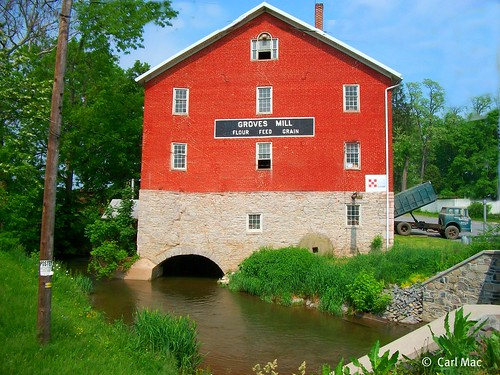 GROVES MILL  1784 | by ironcity707